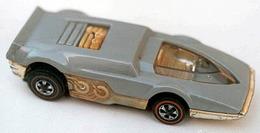 1971 sideburn molded gray medium