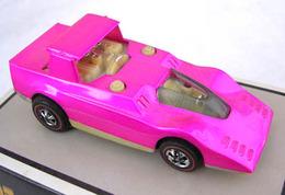1971 spoil sport pink medium