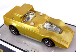 1971 spoil sport yellow medium