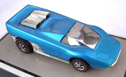 1971 straight scoop blue medium