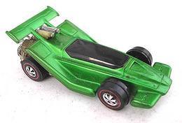 1972 flat out green medium