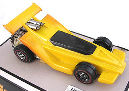 1972 flat out tru yellow medium