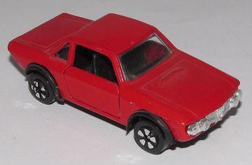 Lancia Fulvia 1600HF | Model Cars