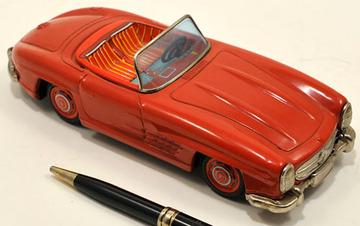 300SL Roadster | Model Cars