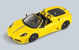 Ferrari f430 scuderia spyder open yellow medium
