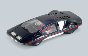 Ferrari Modulo  | Model Cars