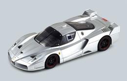 Ferrari fxx silver medium