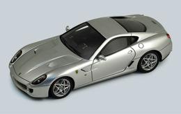 Ferrari f599 gtg fiorano silver medium