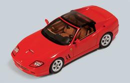 Ferrari f575 super america red medium