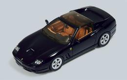 Ferrari f575 super america blue medium