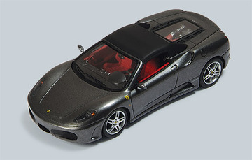 Ferrari F430 Spyder Closed | Model Cars