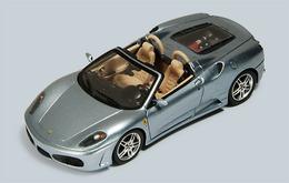 Ferrari f430 spyder met blue medium