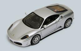Ferrari f430 silver medium