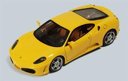 Ferrari f430 yellow medium