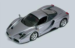 Ferrari enzo silver medium