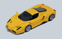 Ferrari enzo yellow medium