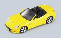 Ferrari california open yellow medium