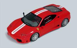 Ferrari 360 modena red medium