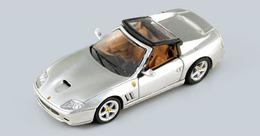 Ferrari f575 super america silver medium