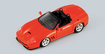 Ferrari F550 Barchetta  | Model Cars