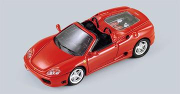 Ferrari F360 Modena Spyder  | Model Cars