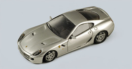 Ferrari f599 silver medium
