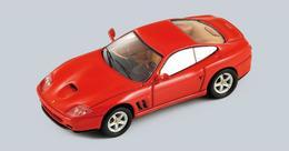 Ferrari f575 m red medium