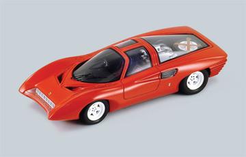 Ferrari P6 | Model Cars