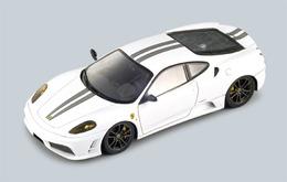 Ferrari f430 scuderia white medium
