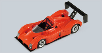 Ferrari F333 SP Presentation | Model Racing Cars