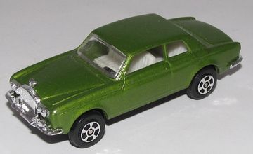 Rolls-Royce Silver Shadow Coupe   Model Cars
