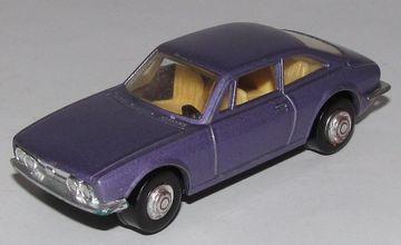 Isuzu 117 Coupe | Model Cars