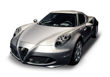 Alfa Romeo 4C | Model Cars