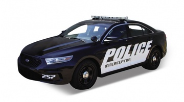 Ford Police Interceptor | Model Cars