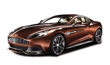 Aston Martin Vanquish | Model Cars