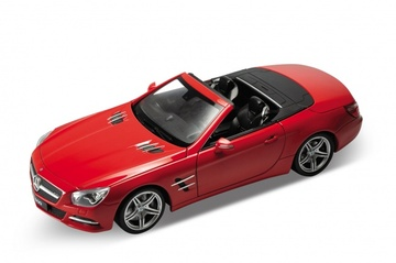 2012 Mercedes-Benz SL500 (Convertible) | Model Cars