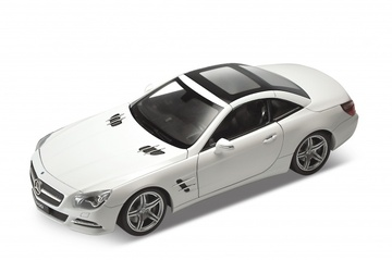 2012 Mercedes-Benz SL500 (Hardtop) | Model Cars