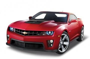 Chevrolet Camaro ZL1 | Model Cars