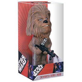Chewbacca Bobble Head | Vinyl Art Toys