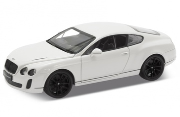 Bentley Continental Supersports | Model Cars