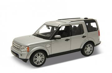 Land Rover Discovery 4 | Model Cars