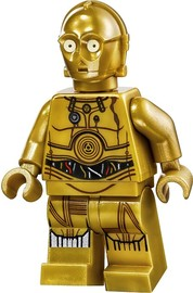 Lego C-3PO | Figures & Toy Soldiers