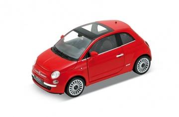 2007 Fiat 500 | Model Cars