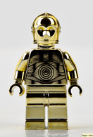 Lego C-3PO Chrome Gold | Figures and Toy Soldiers
