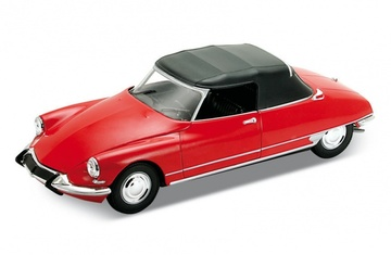 Citroën DS 19 Cabriolet (Soft-Top Closed) | Model Cars