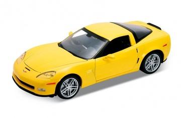 2007 Chevrolet Corvette Z06 | Model Cars
