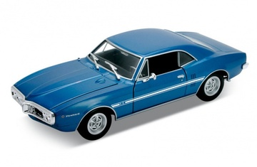 1967 Pontiac Firebird | Model Cars