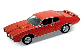 1969 Pontiac GTO Judge | Model Cars