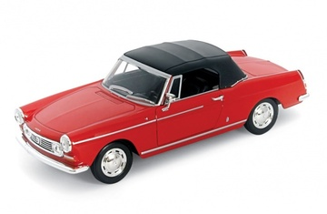 Peugeot 404 Cabriolet (Soft-Top Closed) | Model Cars