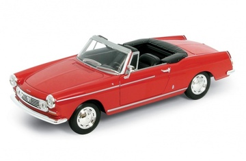 Peugeot 404 Cabriolet (Convertible Open) | Model Cars